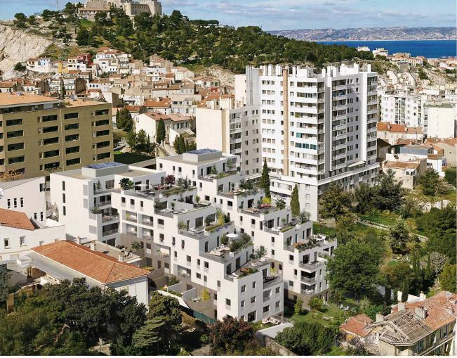 programme neuf vauban Marseille 13006