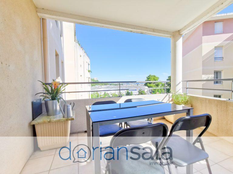 vente appartement 13009 Marseille