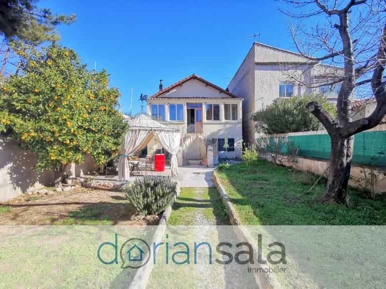 vente maison 13010 Marseille
